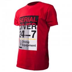Koszulka Santi SERIAL DIVER